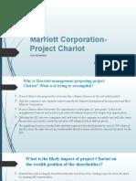Marriott Corporation- Project Chariot_Suryarajan_S_EPGPKC06077