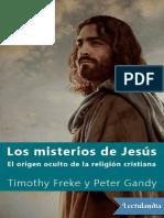Los misterios de Jesus - Timothy Freke