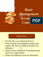 PPT 2 - Basic Management Accounting Concepts