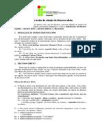 MODOS DE CITAR DO DISCURSO EaD