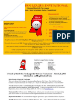 SFAN Invitation Rules Registration Packet
