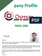 OG Profile last update for presentation