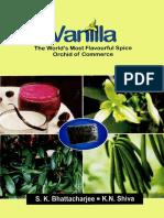 Supriya Kumar Bhattacharjee_ K  N Shiva - Vanilla _ the world's most flavourful spice orchid of commerce-Aavishkar Publishers Distributors.pdf