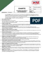 CHARTE HSE SPAS 001