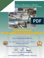 All India Seminar on RECENT DEVELOPMENTS IN CONCRETE COMPOSITES (RDCC-2018)