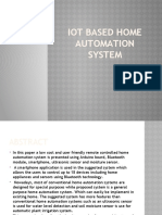 bluetooth based home automation system