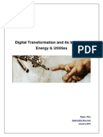 Digital Transformation - white paper