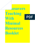 timesavers-resources for teachers