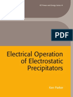 Electrical Operation Of Electrostatic Precipitators