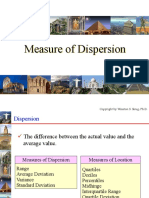 Chapter IV - Measure of Dispersion.ppt