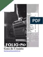 Spirit Sx User Guide Portuguese