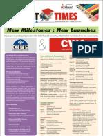 Arihant Times NOvember Edition