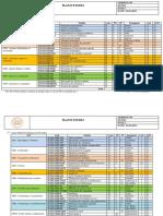 PROGRAMME DENSEIGNEMENT  2019-2020 GMAI