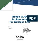 Single VLAN Architecture for WLAN.pdf