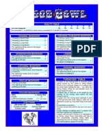 LRB5 - General Reference (Blue Sheet)
