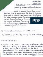 Prarthna Roy (1061) - HSP Assignment 2