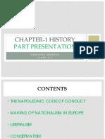chapter-1 History part presentation