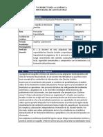 CSP-320 Geografía e Historia de América 2do Ciclo - formato ISFODOSU
