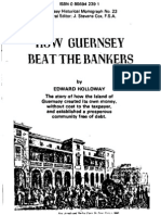 How Guernsey Beat the Bankers