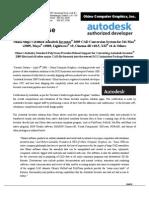 Press Release Autodesk Inventor Certification 2009