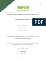 Diseños  de procesos