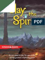 Slay the Spire 5e v1.1 - Player Version.pdf