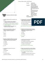 Cuestionario Método Científico - BrainPOP Español