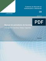 Manual de Periodismo de Tecnología