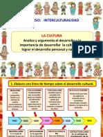 Interculturalidad - La Cultura