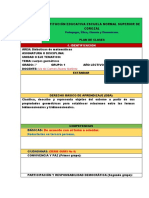 plan de clases de didacticas de matemáticas