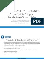 02. Capacidad de Carga en Cimentaciones Superficiales - DF.pdf