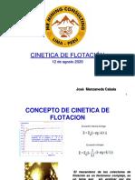 Cinetica de flotacion (k) Jose Manzaneda 2020.pdf