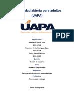 ACT.  5 formulacion de proyectos emprendedores