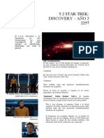 5.2 STAR TREK DISCOVERY AÑO 2