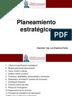 Clase 3.Planeamiento estratégico