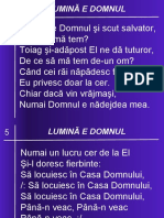 05 LUMINA E DOMNUL