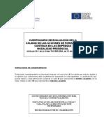 Modelo cuestionario evaluacion presencial 21052004