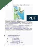 Contactos transoceánicos precolombinos