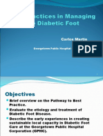 Management of the Diabetic Foot CME (2).ppt