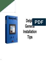 Delphi Installation Tips