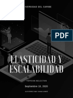 Elasticidad y escalabilidad
