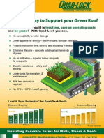 Green Roof Flyer