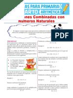 Operaciones-Combinadas-con-Números-Naturales-para-Cuarto-de-Primaria