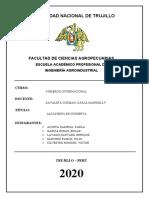 PLAN DE EXPORTACIÓN DE CONSERVA DE ALCACHOFA (1)