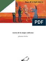 Teoría de la mujer enferma -Johanna Hedva
