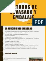 Métodos de envasado y embalaje -  - Romel A.M.L..pptx