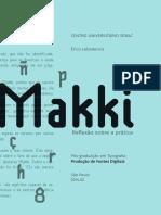 Makki - Reflexão sobre a prática