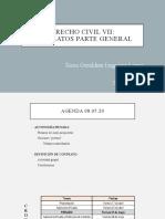Contratos Parte General (2020-1) - Sesión 3