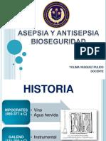 4. ASEPSIA Y ANTISEPSIA