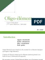 Oligo-éléments